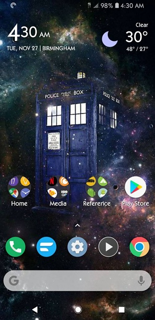 Post homescreen screenshots taken on your Samsung S8 / S8+-screenshot_20181127-043011_nova-20launcher.jpeg
