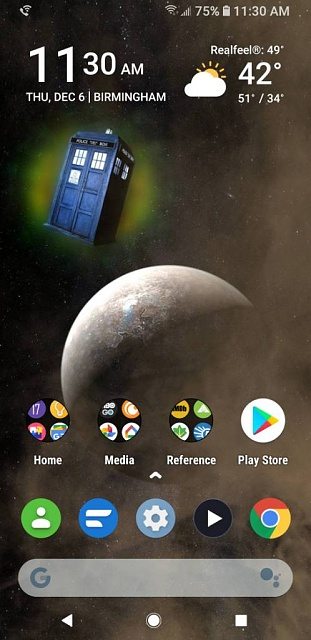 Post homescreen screenshots taken on your Samsung S8 / S8+-screenshot_20181206-113030_hyperion.jpeg