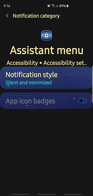 Single tap mode disappeared after one ui update Samsung galaxy s8-screenshot_20190312-091614_settings.jpg