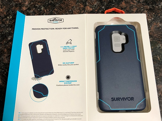 sale retailer 7ee54 348e9 PREVIEW] Griffin Survivor Series Cases for the Samsung Galaxy S9/S9+ ...