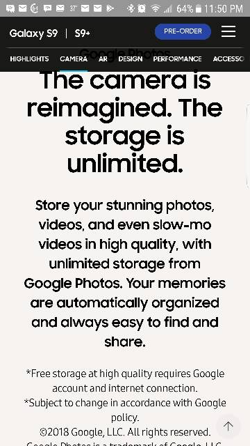 Free unlimited Google storage with S9-584809.jpg