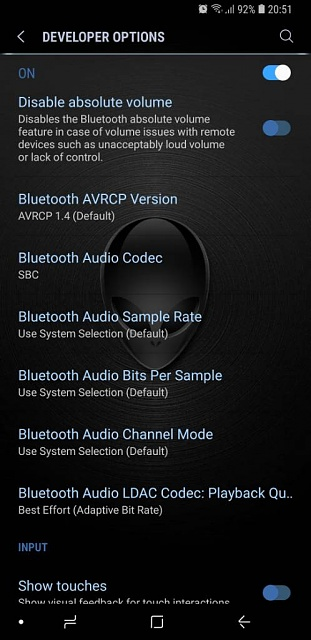 Music Skipping when connected to Ford SYNC via Bluetooth