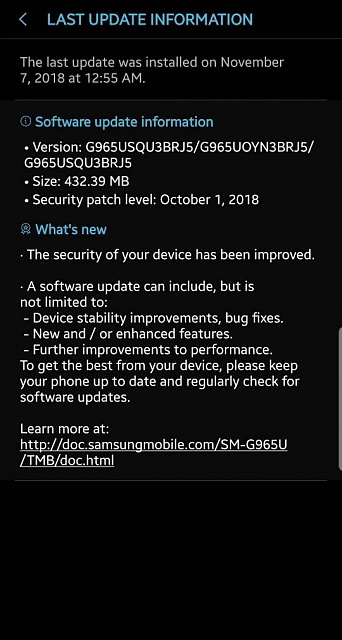 TMo US S9+ update. 2nd update with October 2018 security patch-8909.jpg