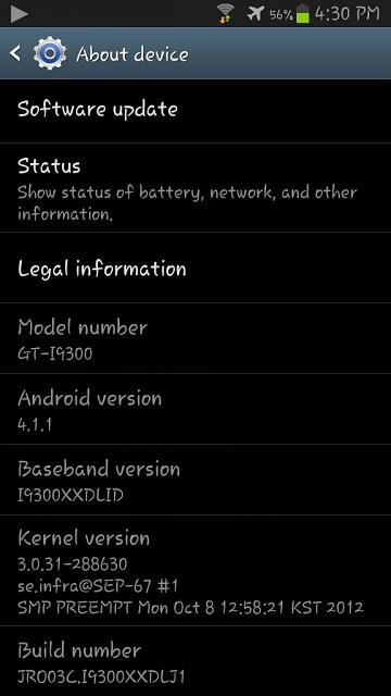 Jellybean for the Galaxy S3 now in the middle east-uploadfromtaptalk1351172449598.jpg