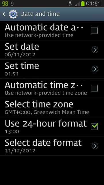 Why does my clock not change time until I lock my screen?-uploadfromtaptalk1352166794069.jpg