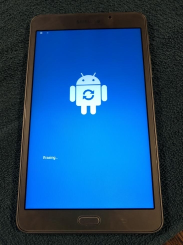 On but not booting - SM-T280 TAB A6-02s.jpg