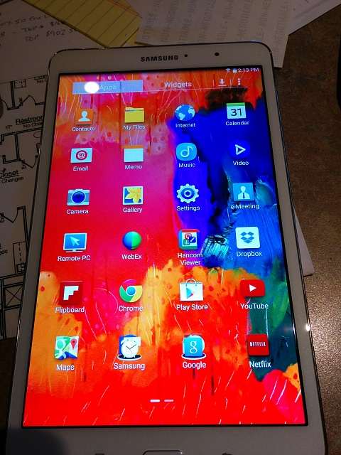 1st impressions and review of the Tab Pro 8.4 Updated 2/14-img_20140213_141303.jpg