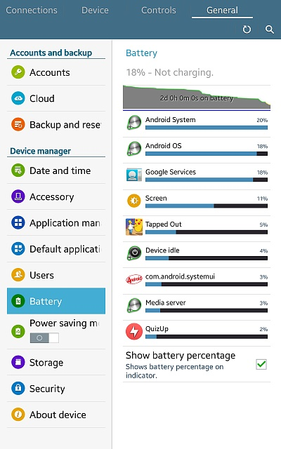 Galaxy Tab Pro 8.4: battery life was awesome right out the box...-2014-02-23-01.17.03.jpg