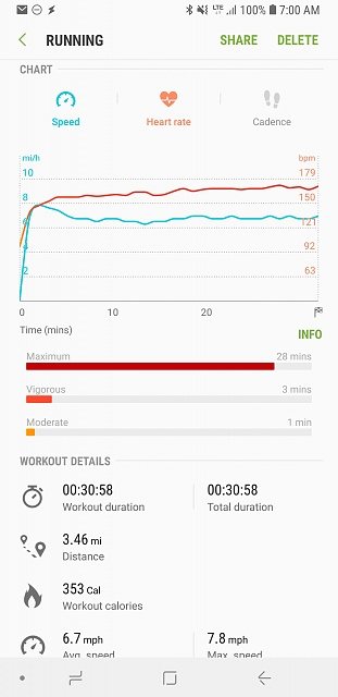 Samsung Health and Strava - Android Forums at AndroidCentral com