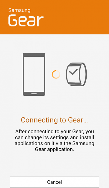 Samsung Gear Manager will not connect  - Android Forums at