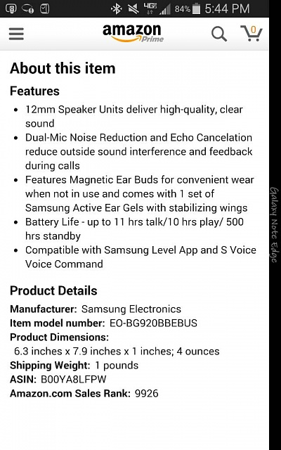 New Samsung Level U Headset, lessons learned from Gear Circle-1435960296574.jpg