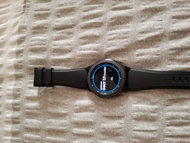 Firmware Update Gear S3 - Android Forums at AndroidCentral com