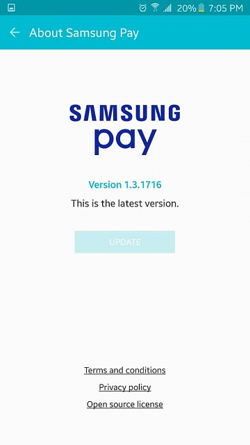 Samsung Pay to start rolling out at 8pm EST tonight....-1443398782172.jpg