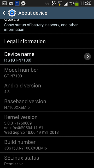 Knox & Sharing Folder Issue - Samsung Note 2 Upgraded to Leaked Android 4.3JB-2013-10-16-10.20.14.png