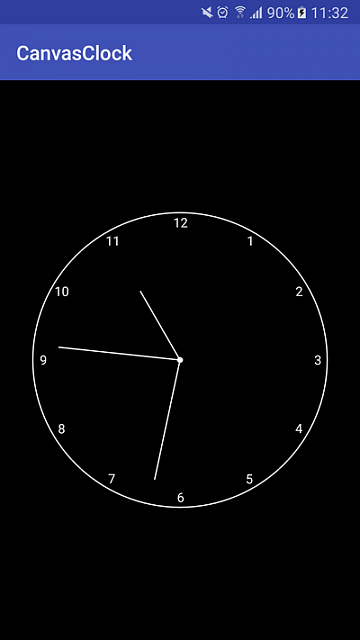 [Tutorial] Learn to draw an Analog Clock on Android with the Canvas 2D API-analogclock.png