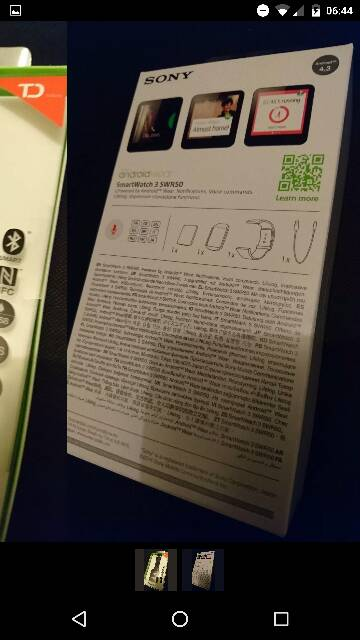 Is the Sony SmartWatch I've bought genuine?-1118.jpg