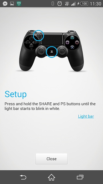 Use a Dualshock (PS3/PS4) controller to control your phone out the box-uploadfromtaptalk1412048087678.jpg