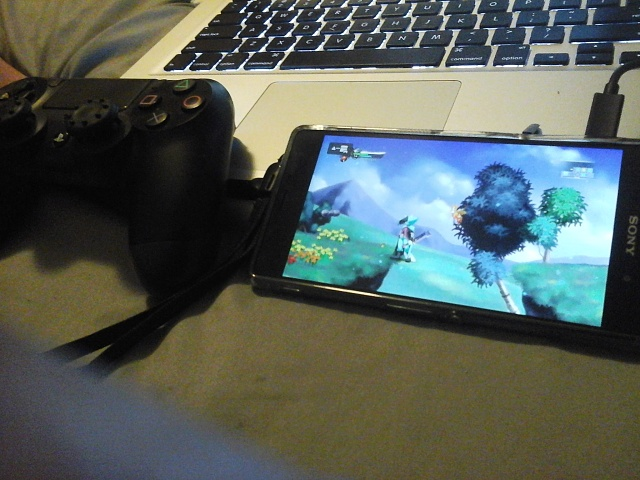 Sony Xperia Z3 Playstation Remote Play NOW in the Play Store-uploadfromtaptalk1414710236827.jpg