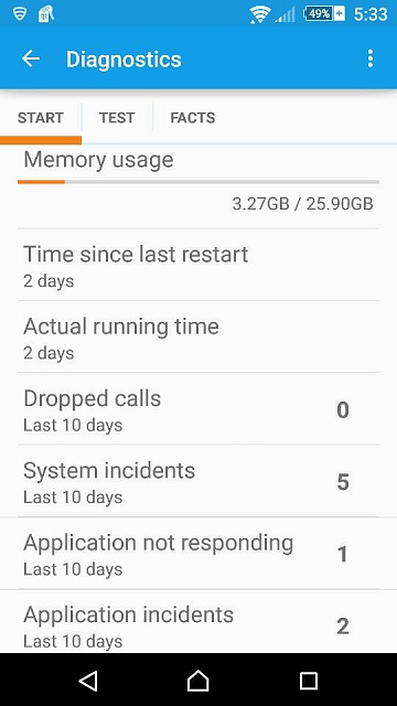 Xperia Z3 Losing Data Connection - Android Forums at AndroidCentral com