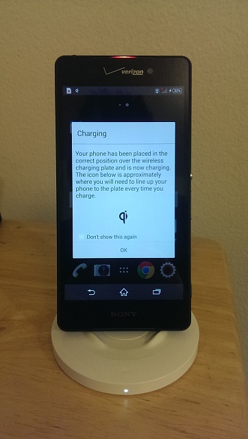 What wireless charging pad are you guys using? Nokia's DT-910 charging stand is unstable.-imag0174.jpg