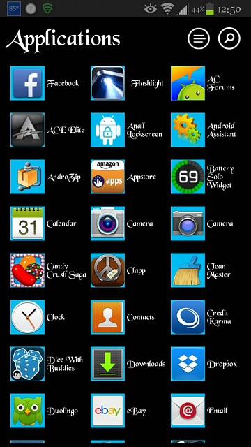 Galaxy Note 2 How To Delete Home Screen Pages Android App Android