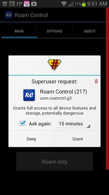 superuser permission