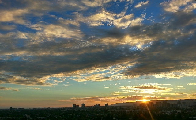 Sprint Galaxy S III : Camera Pictures.. Let's see them!-centurycity-sunset.jpg