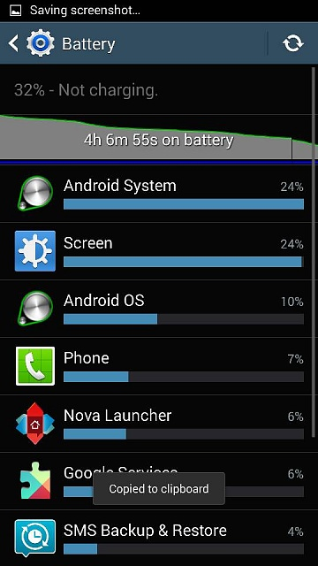 Ughhh!!! This can't be right!  (Poor battery life on Galaxy Note 3)-1397179592922.jpg