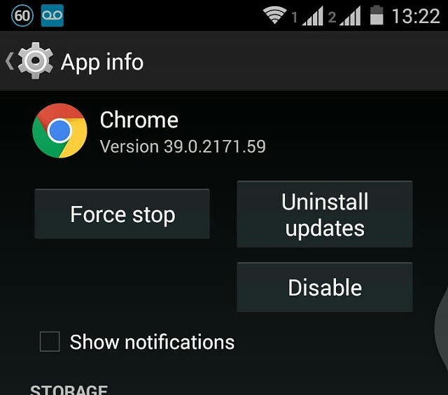 Google Chrome is draining my battery-1417710328580.jpg