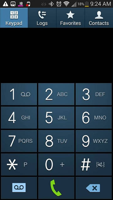 Dialer Screen After KitKat 4.4.2 (OTA) Update-uploadfromtaptalk1393169147521.jpg