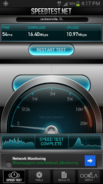 Post your Galaxy S4 [SPRINT] speed tests!-uploadfromtaptalk1367851034594.jpg