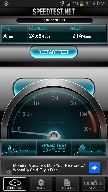 Post your Galaxy S4 [SPRINT] speed tests!-uploadfromtaptalk1367851058384.jpg
