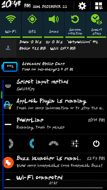 4.3 update for Note 2: Post your results and feedback here-notification-panel.png