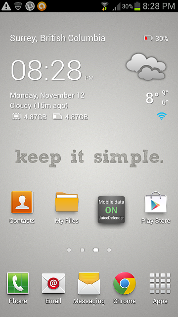 AT&T Galaxy S III Screenshots:  Show them off here.-2012-11-12-20.28.55.png
