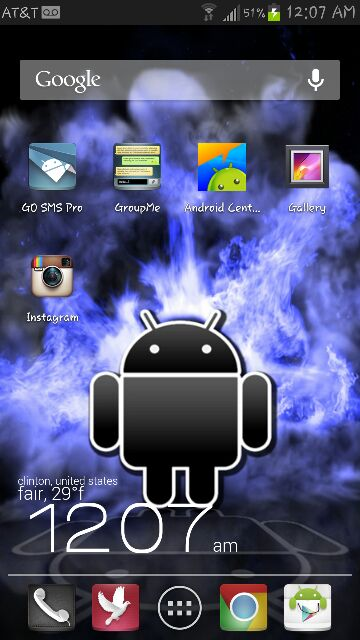 Post you s3 home screens let's see them!!-uploadfromtaptalk1355461663842.jpg