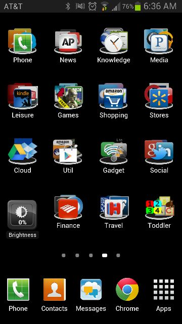 Post you s3 home screens let's see them!!-uploadfromtaptalk1355917087868.jpg