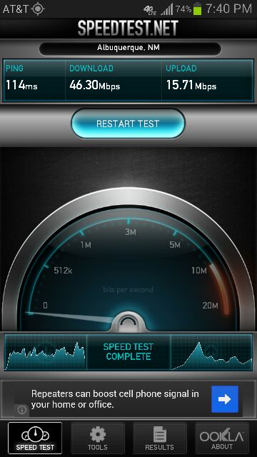 Post your AT&T HSPA+/LTE Speeds-uploadfromtaptalk1357417048066.jpg