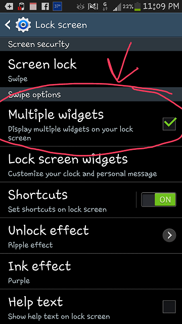 T-Mobile Note 2: Problem setting lock screen shortcuts and widgets after the 4.3 update?-2014-03-06-23.11.41.png