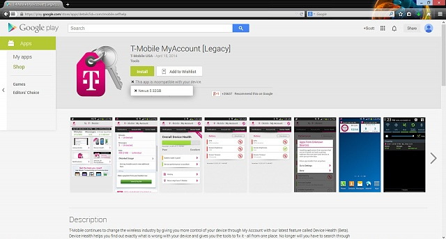 my t mobile mobile version