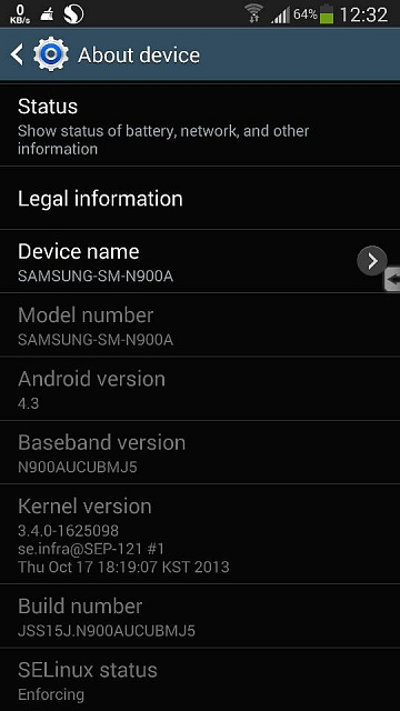 Restore to stock after used King ko method to root my device.-uploadfromtaptalk1400131964293.jpg