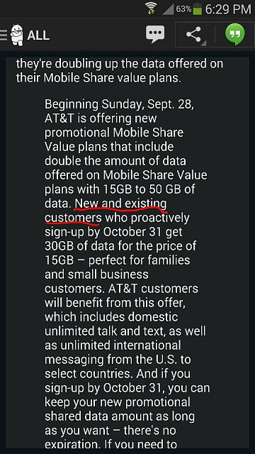 AT&T offering double data on Mobile Share plans for a limited time-1411943378499.jpg