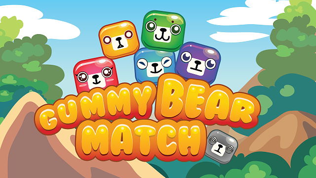 [Free][Game]Gummy Bear Match-banner_1280x720.png