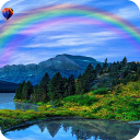 Mountain Spring Live Wallpaper-ic_launcher_ms_free_0.png