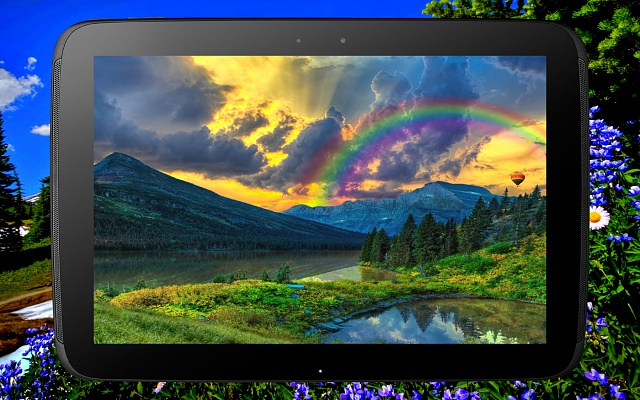 Mountain Spring Live Wallpaper - Android Forums at