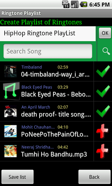 [FREE APP] Ringtone Playlist: Play All your Ringtones & Notifications call to call-device-2012-10-21-184533.png