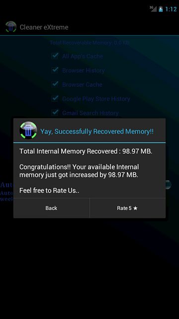 [FREE APP] Cleaner eXtreme: Recover memory, Clean Cache+History+Temp Files in 1 Click-device-2013-01-24-011219.png