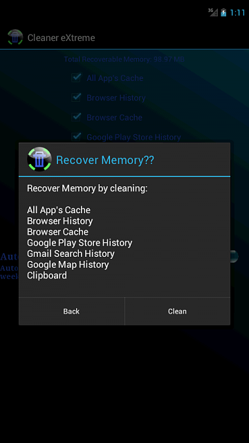 [FREE APP] Cleaner eXtreme: Recover memory, Clean Cache+History+Temp Files in 1 Click-device-2013-01-24-011146.png