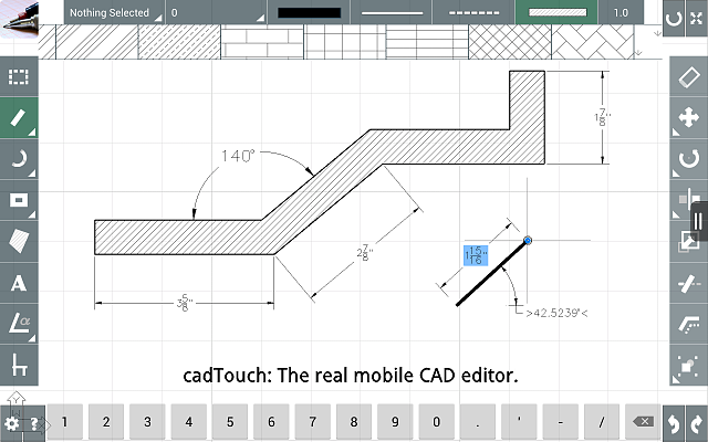 APP] cadTouch 5 - Professional mobile CAD solution - Android Forums ...