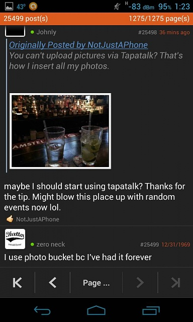 """[Chatter] """"Where everybody knows your name ...""""-uploadfromtaptalk1355898219035.jpg"""