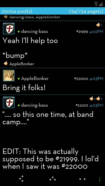 """[Chatter] """"Where everybody knows your name ...""""-uploadfromtaptalk1354241699949.jpg"""